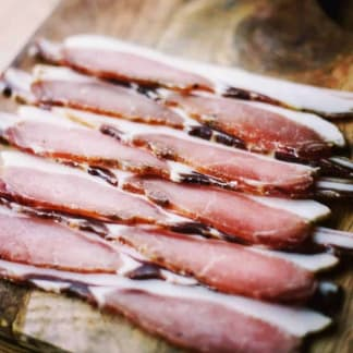 Dry Cured Nitrate Free Smoked Bacon (Sliced Pack)