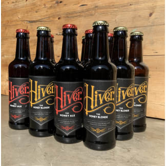 Hiver Mixed Packs (6, 12 & 24s)