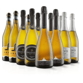 12 Bottle Prosecco Selection