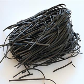 Squid Ink Spaghetti Long