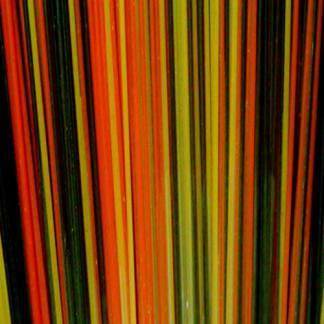 3 Colour Spaghetti Long