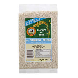 Vialone Nano Risotto Rice
