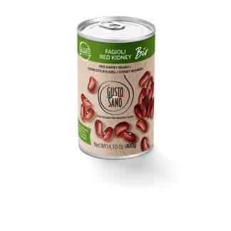 Fagioli Organic Red Kidney Beans