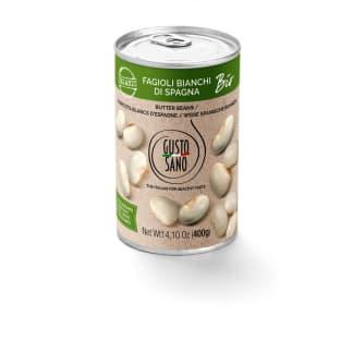Fagioli Bianchi (Butter Beans) Organic
