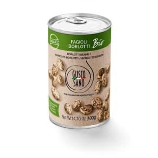 Fagioli Borlotti ( Borlotti Beans ) Organic