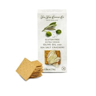 Fine Cheese Co.Gluten Free Olive Oil And Sea Salt Crackers