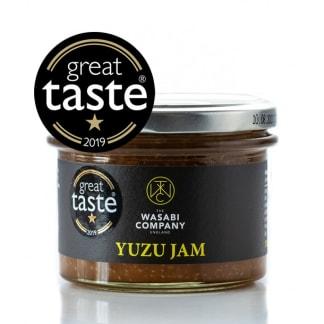 Wasabi Label Yuzu Jam