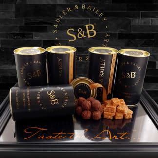 Luxury Tube Mixed Gift Selection