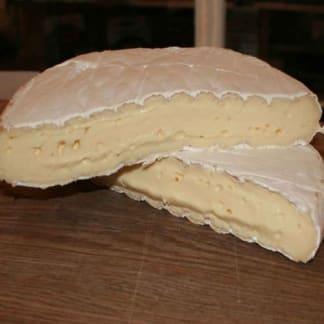 Cenarth Brie Cheese, Soft vegetarian Welsh cheese