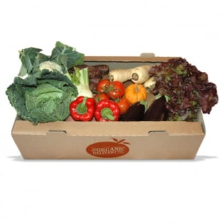 Large Organic Vegetable Box