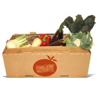 Big Seasonal Organic Salad Box