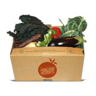 Medium Organic Juicing Box
