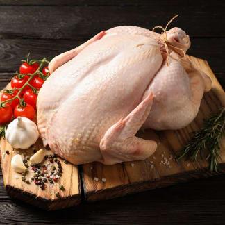 Free-Range Norfolk Black Turkey