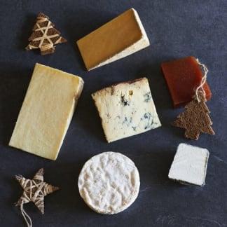 Christmas Cheese Selection