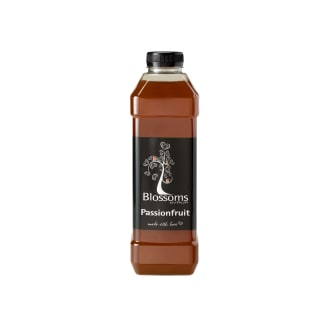 Blossoms Passionfruit Syrup