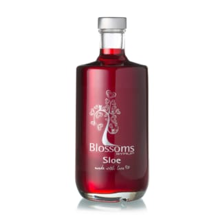Blossoms Sloe Syrup