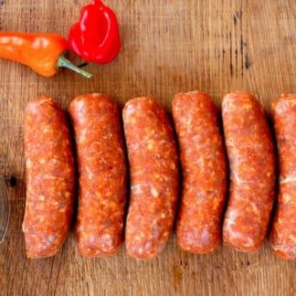 Mexican Chorizo - Fresh