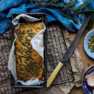 Paleo Pumpkin Bread (Gluten Free)