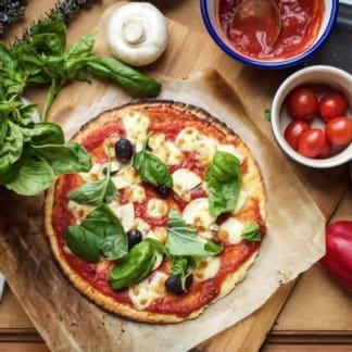 Paleo Pizza Bases