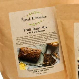 Vegan Bread Mix - Fruit Toast