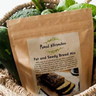 Keto Bread Mix - Fat & Seedy Bread