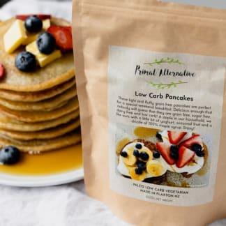 Paleo Pancake Mix - Low Carb Waffle Mix