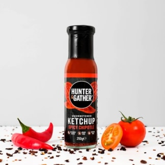 Chipotle Ketchup - Spicy, Unsweetened