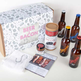 Craft Beer And Bacon Kit