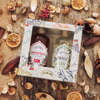 Gin Christmas Gift Pack
