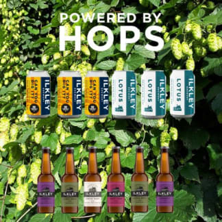 Hoppy Mixed Case - 12 Beers & Free Glass