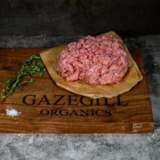 Organic Ginger & Apricot Sausage Meat