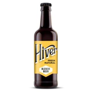6 X Hiver Blonde Beer