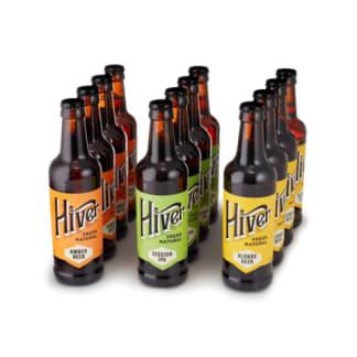 Hiver Taster Pack (12 bottles)