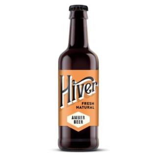 24 x Hiver Amber Beer