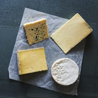 The Scottish Cheese Selection
