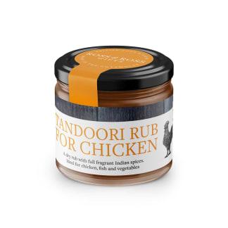 Tandoori Rub for Chicken