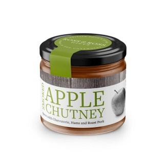 Smoked Apple Chutney