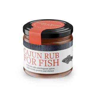 Cajun Rub for Fish