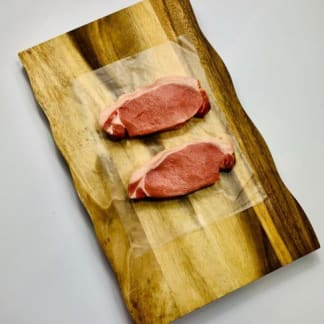 2 x Pork Loin Steaks
