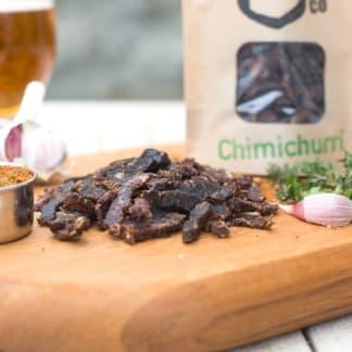 Welsh Wagyu Beef Biltong - Chimichurri