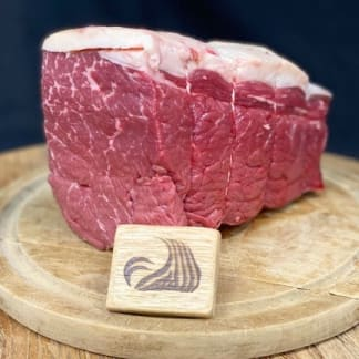 Welsh Wagyu Beef Topside Roasting Joint