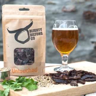 Welsh Wagyu Beef Biltong - Untouched