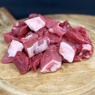 Mangalitza Pork  Diced