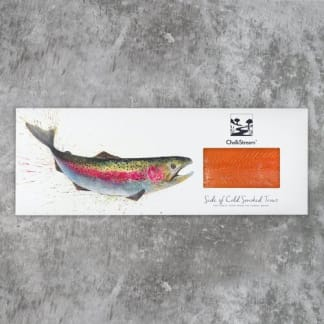 Cold Smoked Chalkstream® Trout - Side
