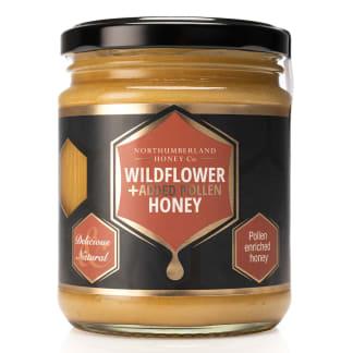 Wildflower Honey - added pollen