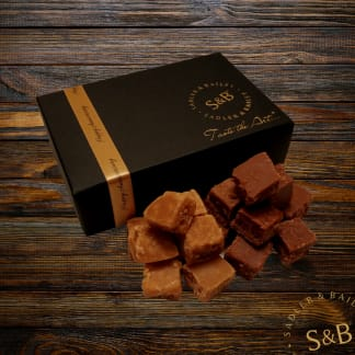 Deluxe Duo Gift Box - Clotted Cream and Chocolate Truffle Fudge