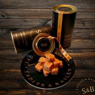 Luxury Clotted Cream Fudge Gift Tube