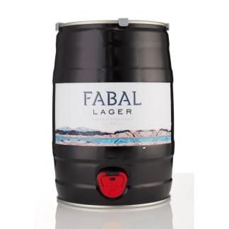 Fabal Lager 5 Litre Mini Keg