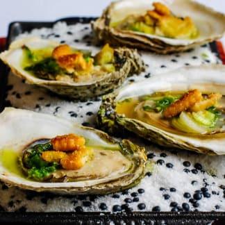 Lindisfarne Oysters ( x 12 )
