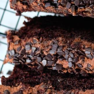 Legendary Chocolate Cake Loaf